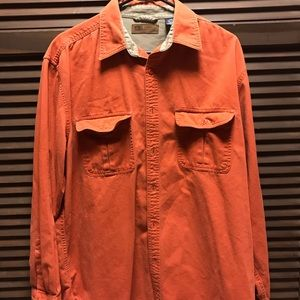 Faded Glory Authentic Button-Up L